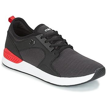 Schoenen Heren Lage sneakers Etnies CYPRUS SC Zwart / Rood