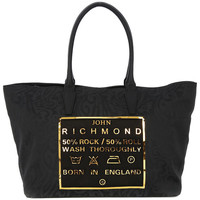 Tassen Dames Tote tassen / Boodschappentassen Richmond BLACK GOLD TATOO Giallo
