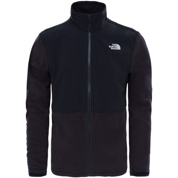 Textiel Heren Fleece The North Face ADJ DENALI FLEECE Zwart