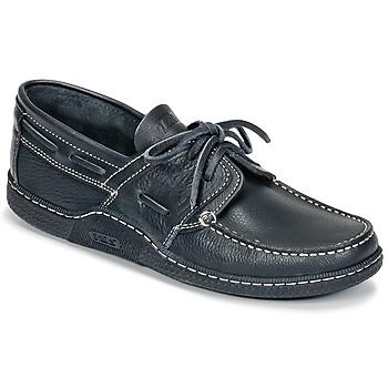 Schoenen Heren Bootschoenen TBS GONIOX Marine