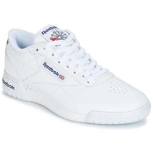Schoenen Lage sneakers Reebok Classic EXOFIT Wit