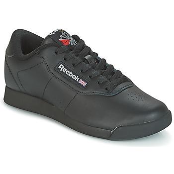 Schoenen Dames Lage sneakers Reebok Classic PRINCESS Zwart
