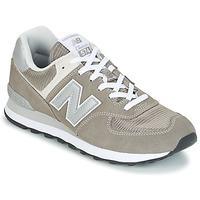 Schoenen Lage sneakers New Balance ML574 Grijs
