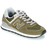 Schoenen Lage sneakers New Balance ML574 Olijf