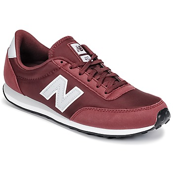 Schoenen Lage sneakers New Balance U410 Bordeau