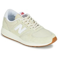 Schoenen Dames Lage sneakers New Balance WRL420 Beige