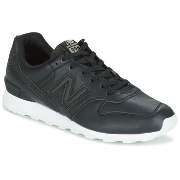 new balance sneakers dames leer