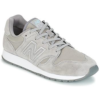 Schoenen Dames Lage sneakers New Balance WL520 Grijs