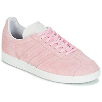 Schoenen Dames Lage sneakers adidas Originals GAZELLE STITCH Roze
