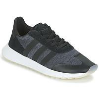 Schoenen Dames Lage sneakers adidas Originals FLB RUNNER W Zwart