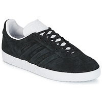 Schoenen Lage sneakers adidas Originals GAZELLE STITCH AND Zwart