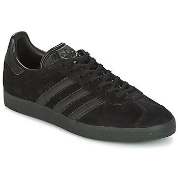 Schoenen Heren Lage sneakers adidas Originals GAZELLE Zwart