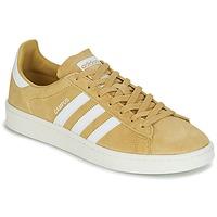 Schoenen Lage sneakers adidas Originals CAMPUS Geel