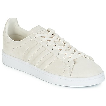 Schoenen Lage sneakers adidas Originals CAMPUS STITCH AND T Wit