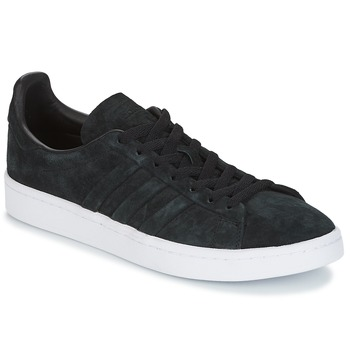 Schoenen Lage sneakers adidas Originals CAMPUS STITCH AND T Zwart