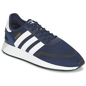 Schoenen Lage sneakers adidas Originals INIKI RUNNER CLS Marine