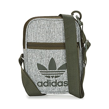 Tassen Tasjes / Handtasjes adidas Originals FESTIVAL BAG Grijs / Zwart