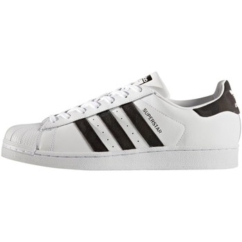 Schoenen Heren Lage sneakers adidas Originals Superstar White Blanc