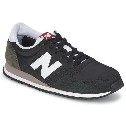 Schoenen Lage sneakers New Balance U420 Zwart