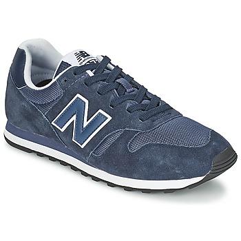 Schoenen Lage sneakers New Balance ML373 Marine