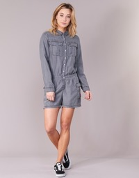 Textiel Dames Jumpsuites / Tuinbroeken Deeluxe WEAVY Grijs