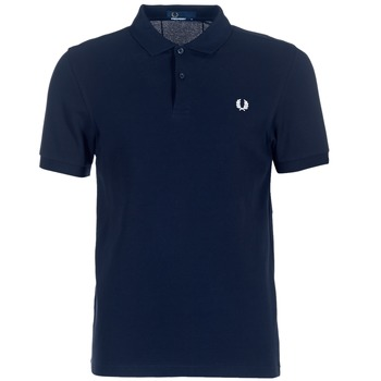 Textiel Heren Polo's korte mouwen Fred Perry THE FRED PERRY SHIRT Marine