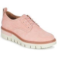 Schoenen Dames Derby Caterpillar WINDUP  perzik