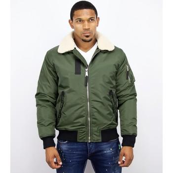 Textiel Heren Wind jackets Y Chromosome Casual Piloten Jack Heren - Bomber Jack 25