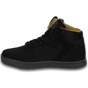 Schoenen Heren Hoge sneakers Cash Money High Riff Black Zwart