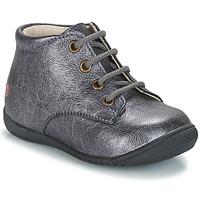 Schoenen Meisjes Laarzen GBB NAOMI Vte / Grijs / Dpf / Kezia