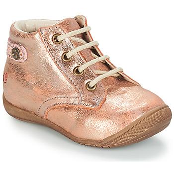 Schoenen Meisjes Laarzen GBB NICOLE Roze