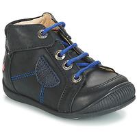 Schoenen Jongens Laarzen GBB RACINE Vts / Zwart / Dpf / Raiza