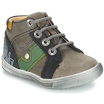 Schoenen Jongens Laarzen GBB REGIS Grijs