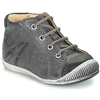 Schoenen Jongens Laarzen GBB NOE Grijs