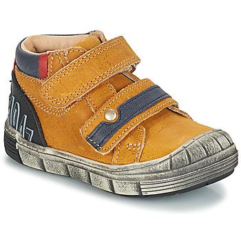 Schoenen Jongens Laarzen GBB REMI Geel