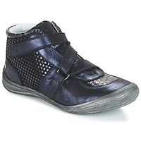 Schoenen Meisjes Hoge sneakers GBB RIQUETTE Blauw
