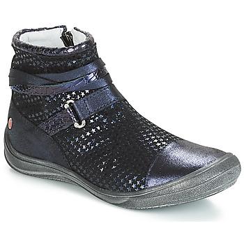 Schoenen Meisjes Laarzen GBB ROCHELLE Blauw