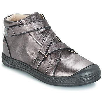 Schoenen Meisjes Laarzen GBB NADEGE Grijs