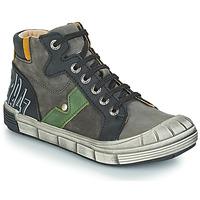 Schoenen Jongens Hoge sneakers GBB RENZO Grijs