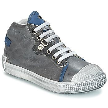 Schoenen Jongens Laarzen GBB RONALD Grijs