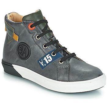 Schoenen Jongens Hoge sneakers GBB SILVIO Grijs
