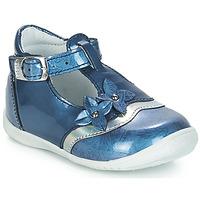 Schoenen Meisjes Ballerina's GBB SELVINA Blauw