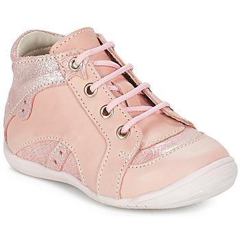 Schoenen Meisjes Laarzen GBB SOPHIE Roze