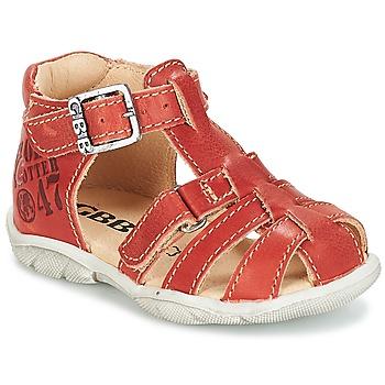 Schoenen Jongens Sandalen / Open schoenen GBB PRIGENT Vte / Roest / Dpf / Filou