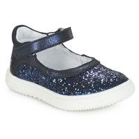 Schoenen Meisjes Ballerina's GBB SAKURA Blauw / Marine