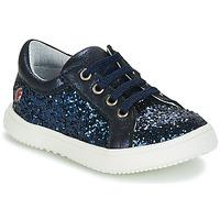 Schoenen Meisjes Lage sneakers GBB SAMANTHA Blauw