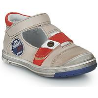 Schoenen Jongens Sandalen / Open schoenen GBB SOREL Vtc / Beige - rood / Dpf / Flash