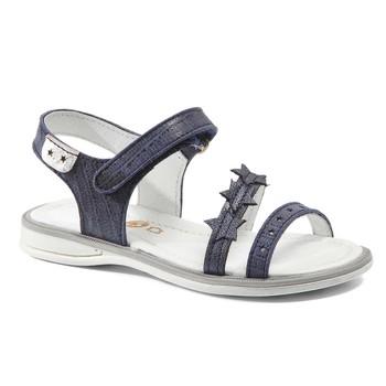 Schoenen Meisjes Sandalen / Open schoenen GBB SWAN Vte / Marine / Dpf / Lola