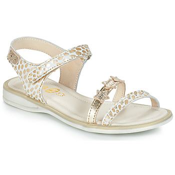 Schoenen Meisjes Sandalen / Open schoenen GBB SWAN  ctv / Goud / Dpf / Lola