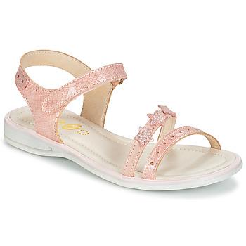 Schoenen Meisjes Sandalen / Open schoenen GBB SWAN Vte / Roze / Dpf / Lola